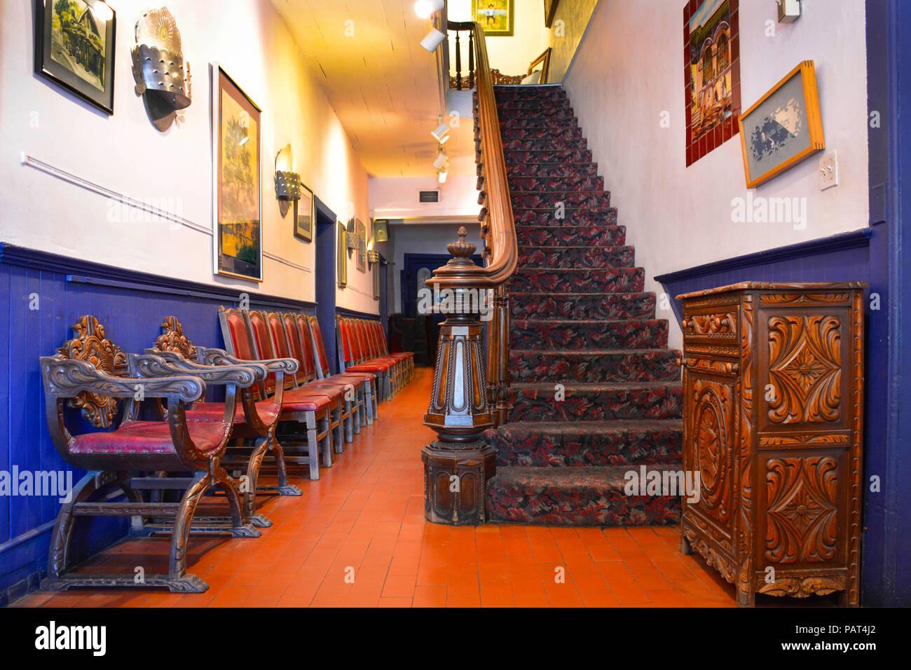 La Placita Dining Rooms Haunted