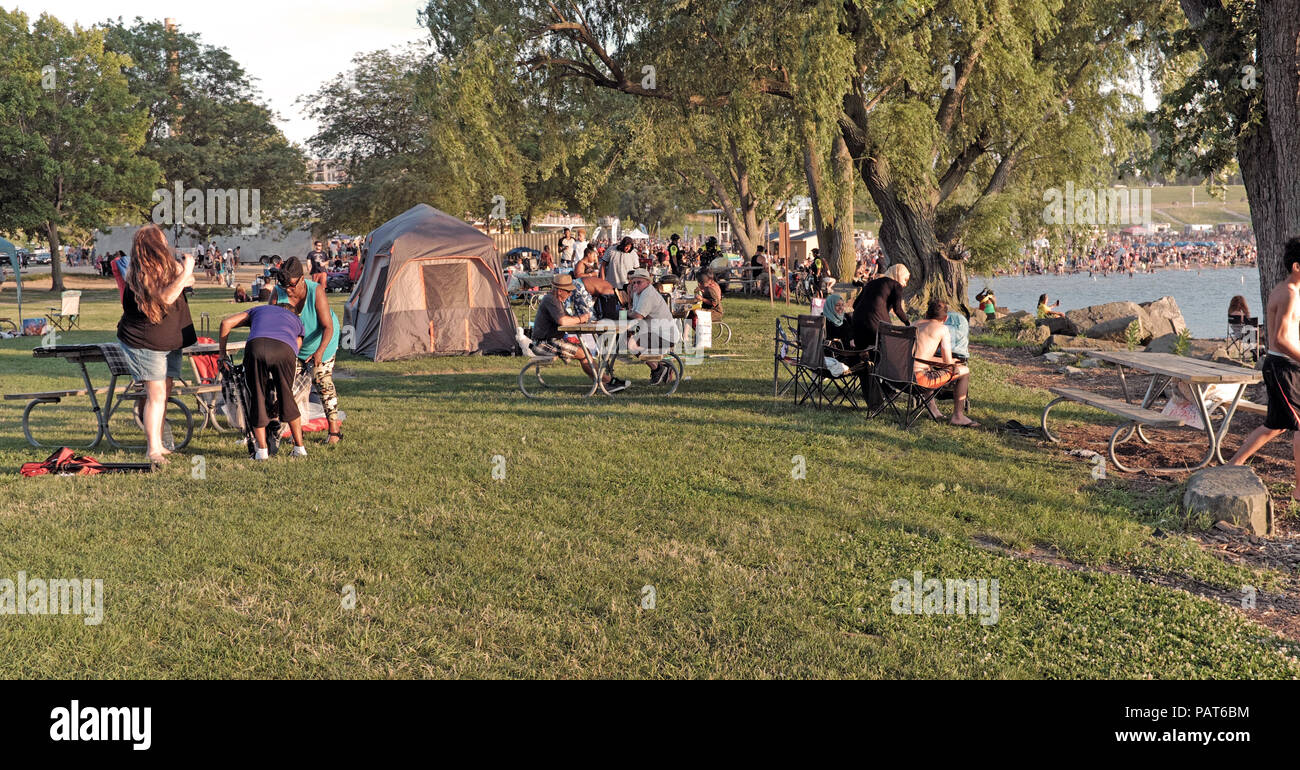 Edgewater Park Stock Photos & Edgewater Park Stock Images - Alamy