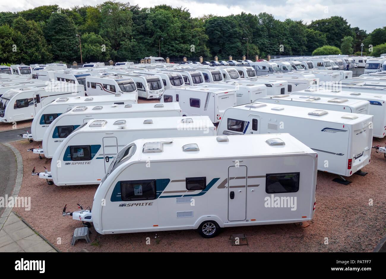 1024d1b449 Caravans For Sale Stock Photos   Caravans For Sale Stock Images - Alamy