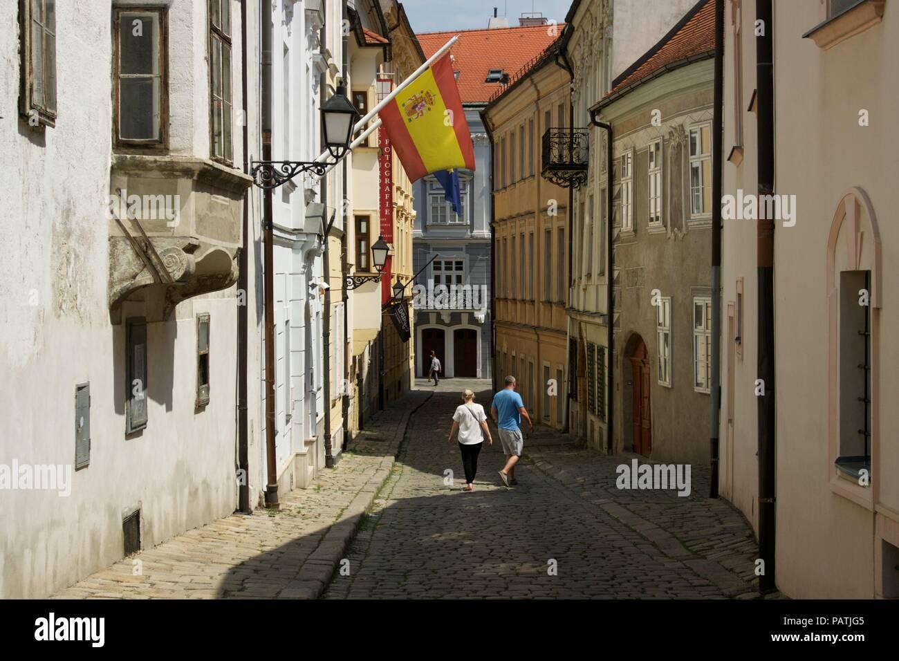Around Bratislava, Slovakia - Stock Image