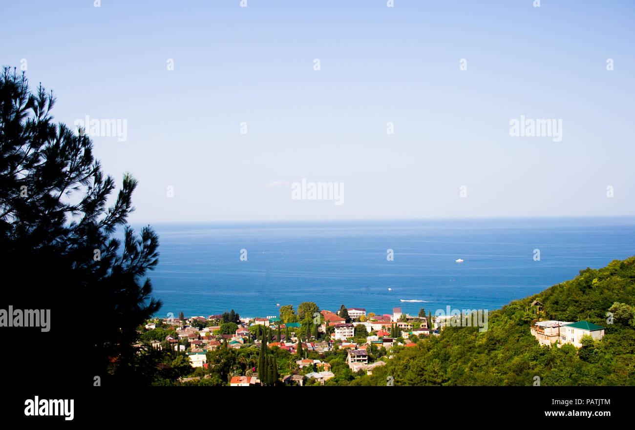 Where are Gagra Abkhazia, the city of Gagra 75