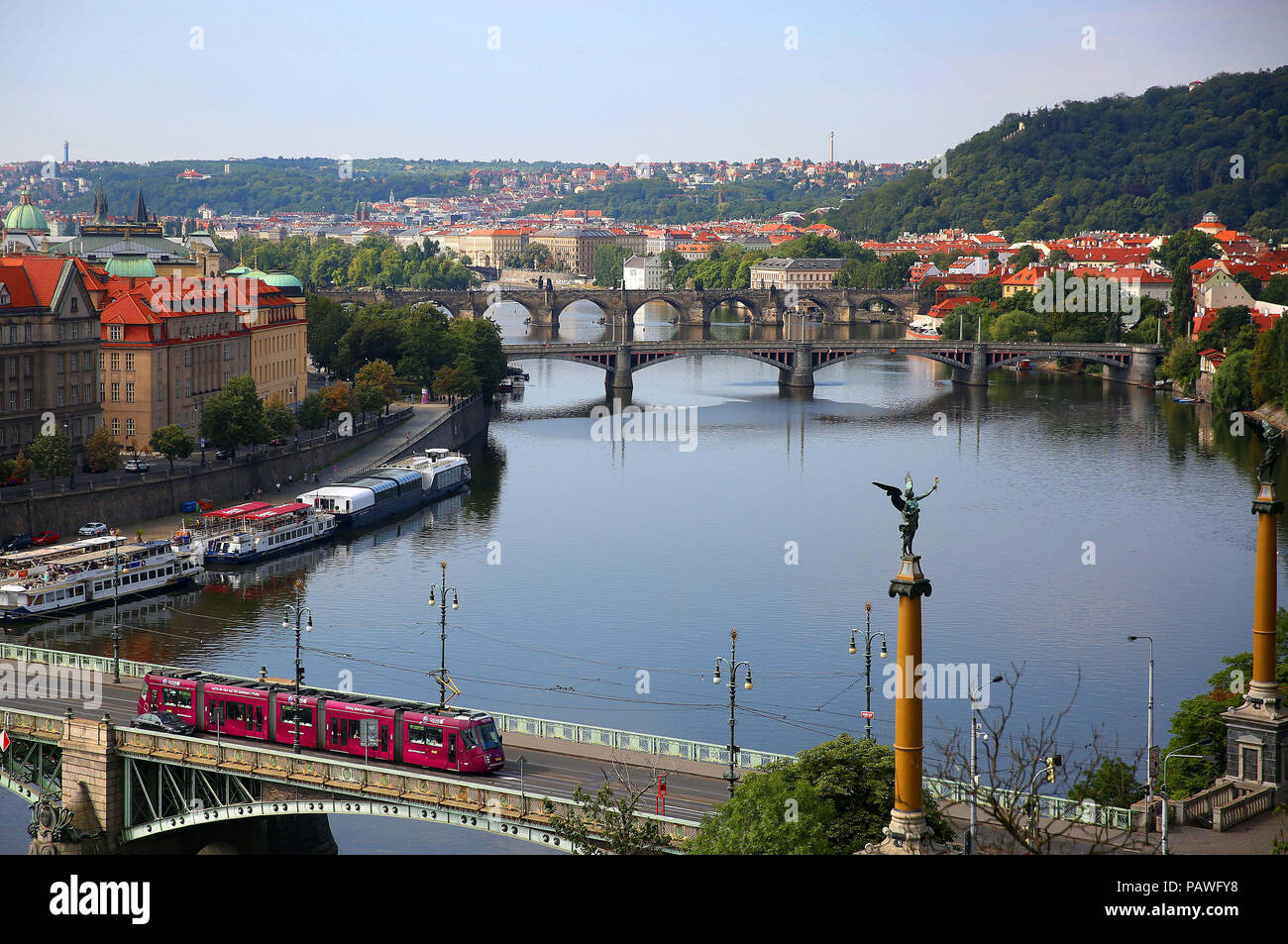 Prague, Czech Republic. 15th July, 2018. Prague, Czech Republic ...