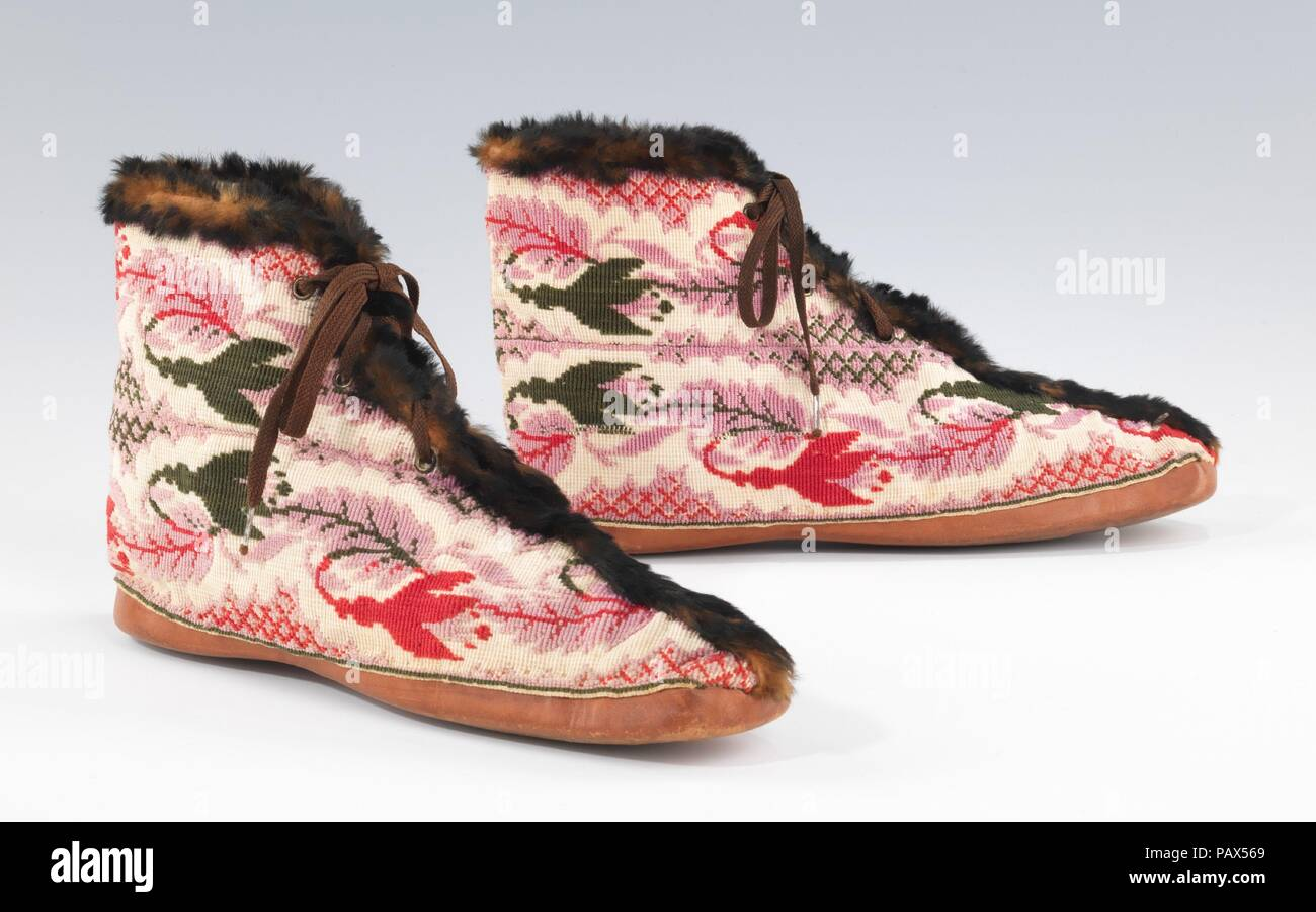 Carriage Boots Culture American Date 1870 1890 Carriage Boots