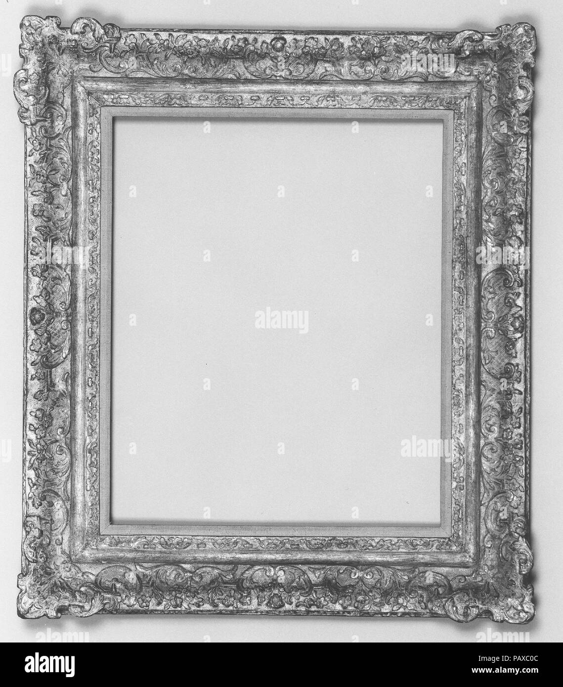 Louis XV Regency style frame. Culture: French. Dimensions: Overall ...