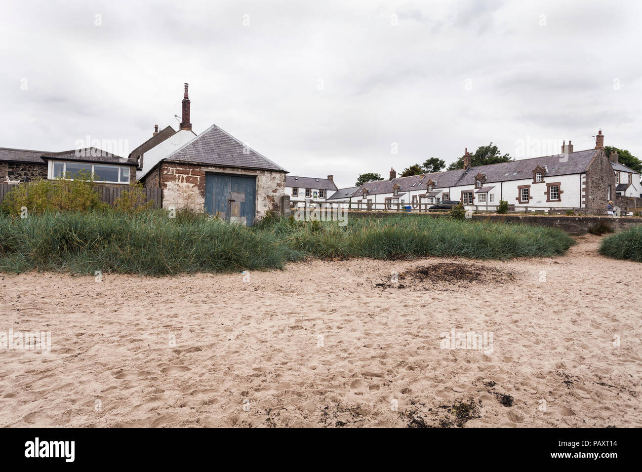 Low Newton by the Sea,Northumberland,England,UK - Stock Image