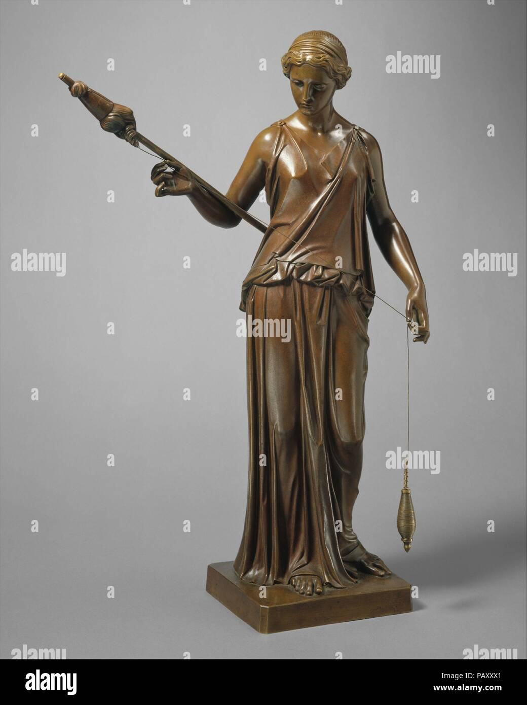 dating bronze sculptures