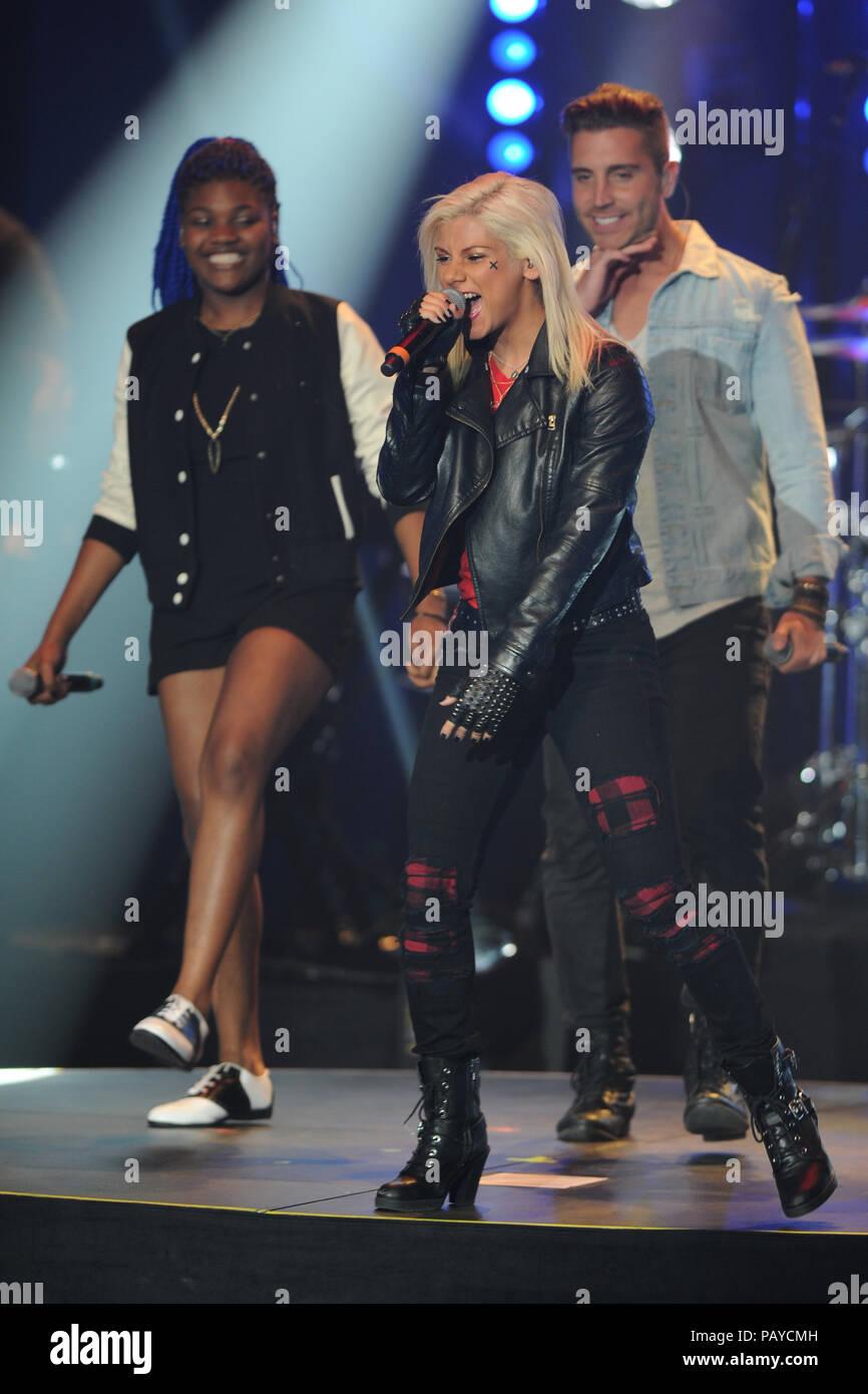 JAX och Nick American Idol dating