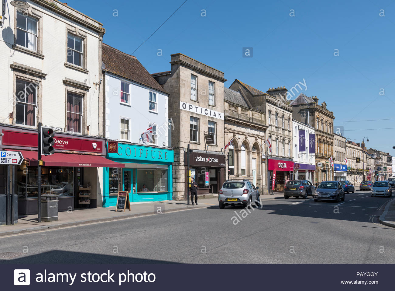 Warminster wiltshire united kingdom