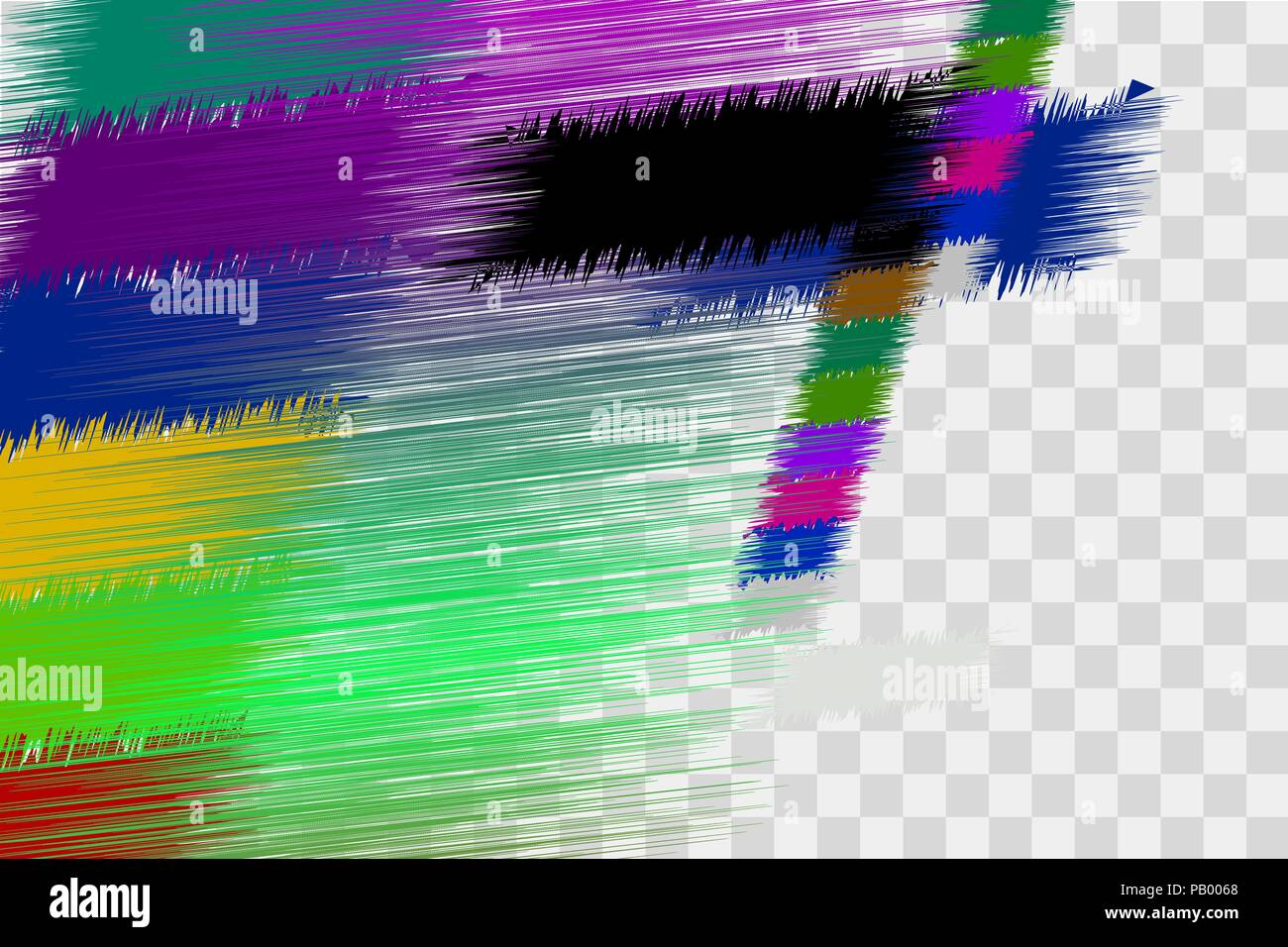 abstract glitch or design template glitch tv screen glitch noise