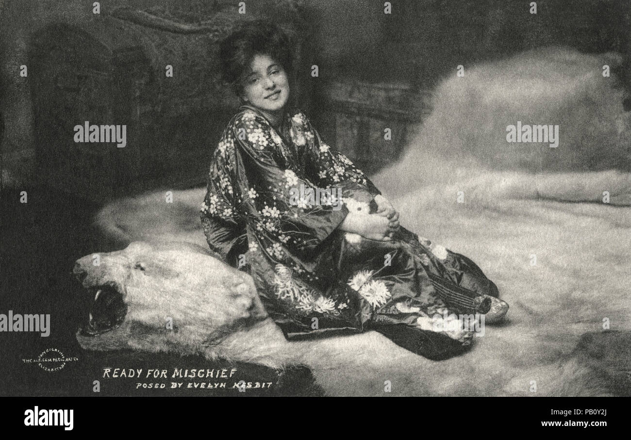 Evelyn Nesbit Evelyn Nesbit new photo