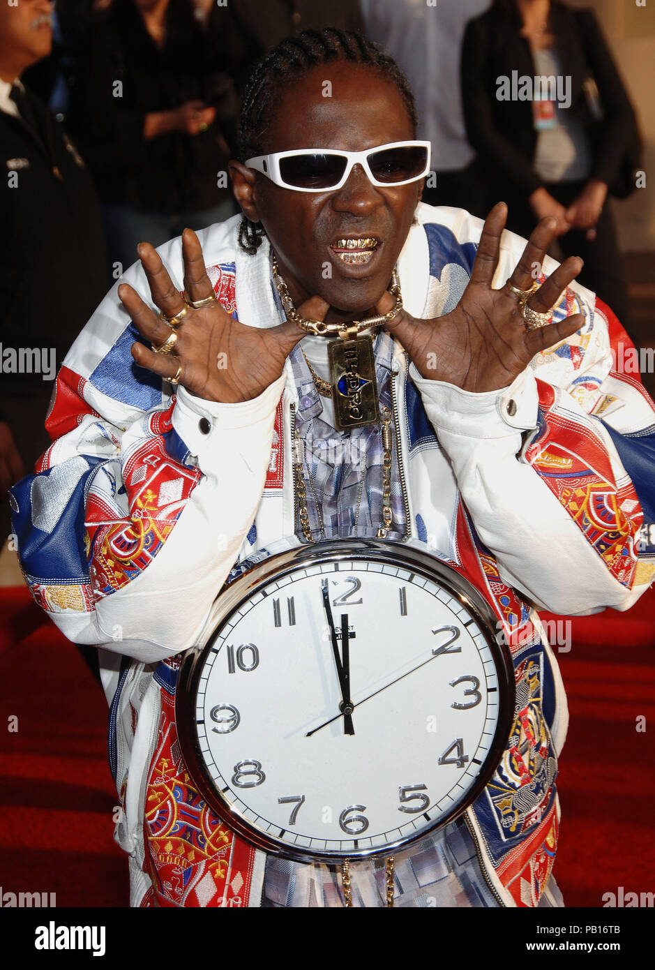 Flavor Flav High Resolution Stock Photography and Images - Alamy