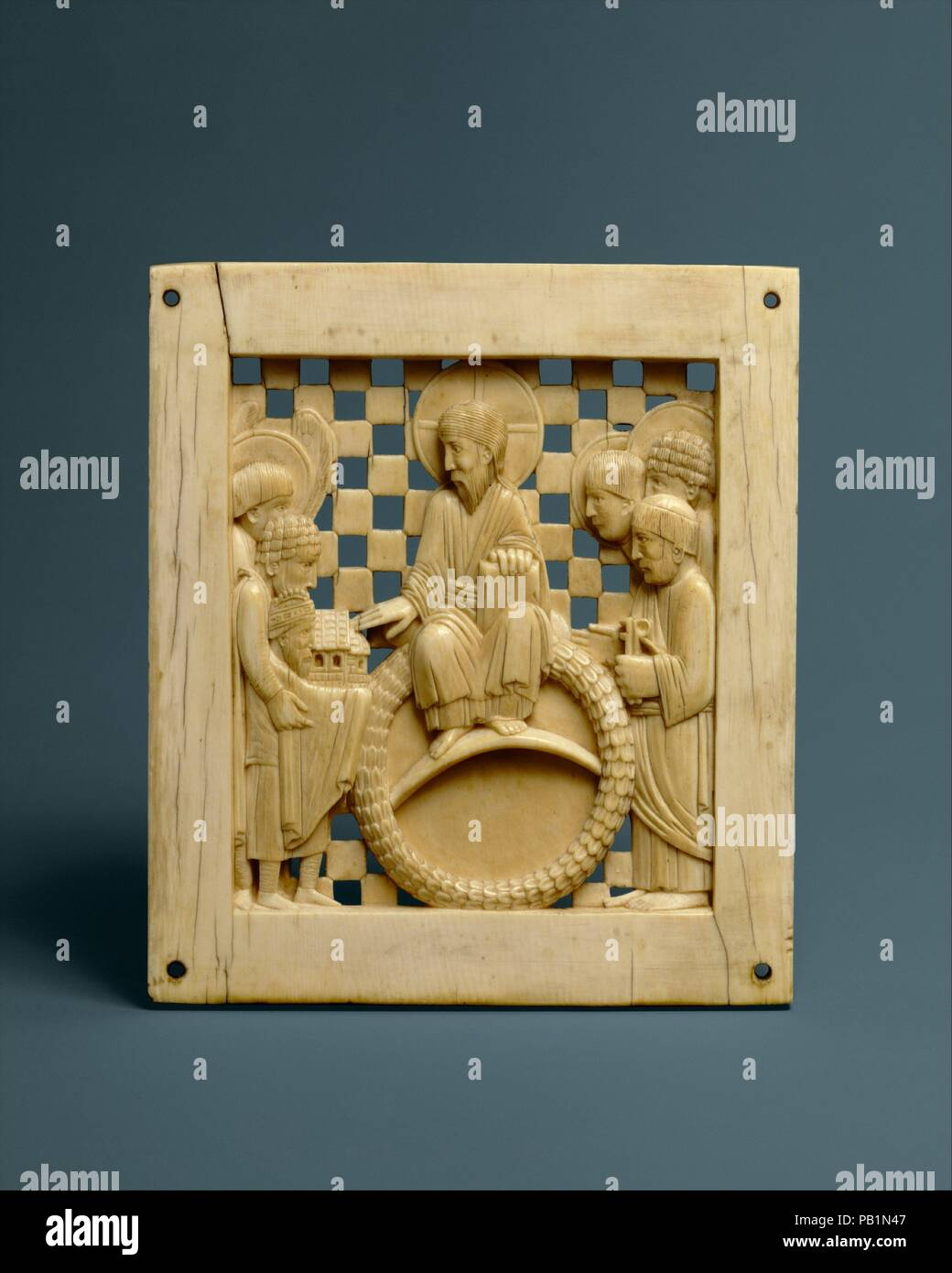 Famous Ivory Carvings Stock Photos & Famous Ivory Carvings Stock