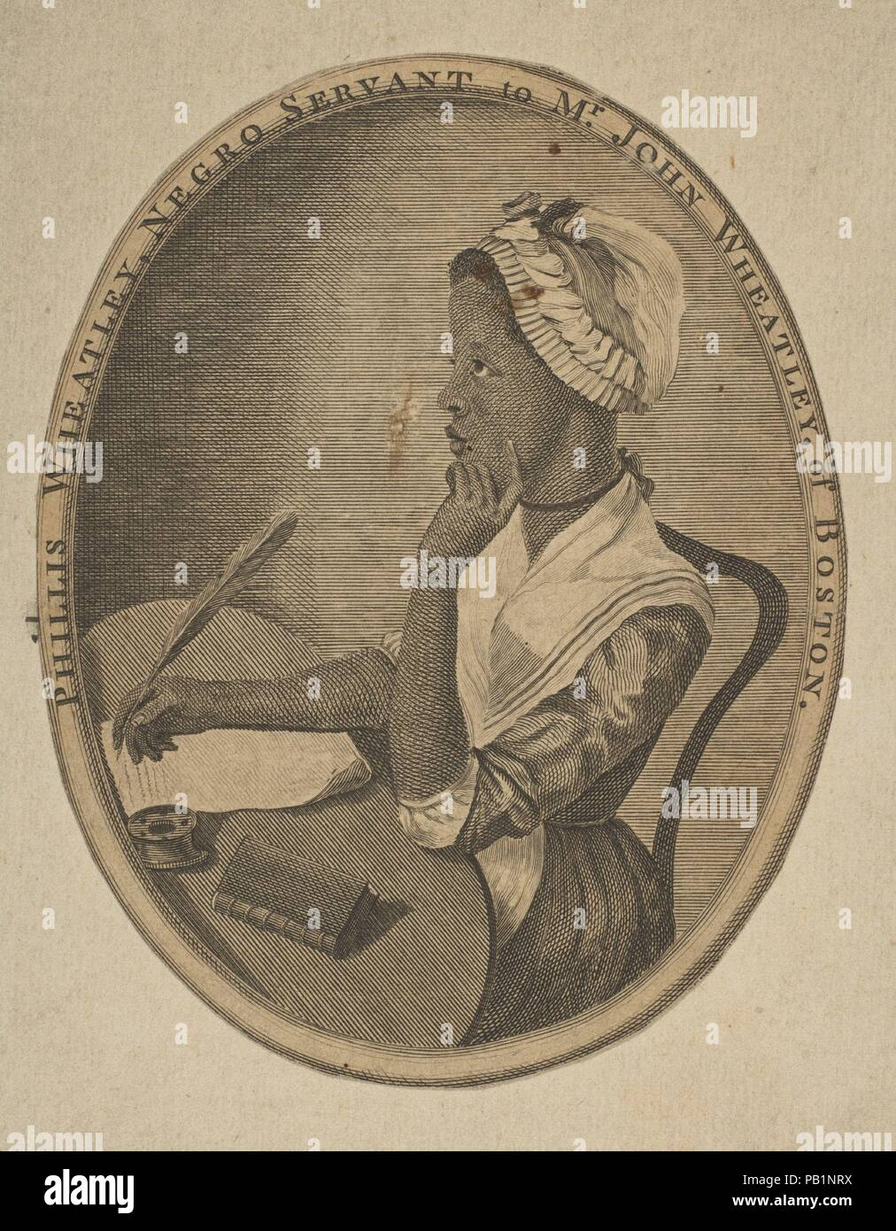 phillis wheatley life story