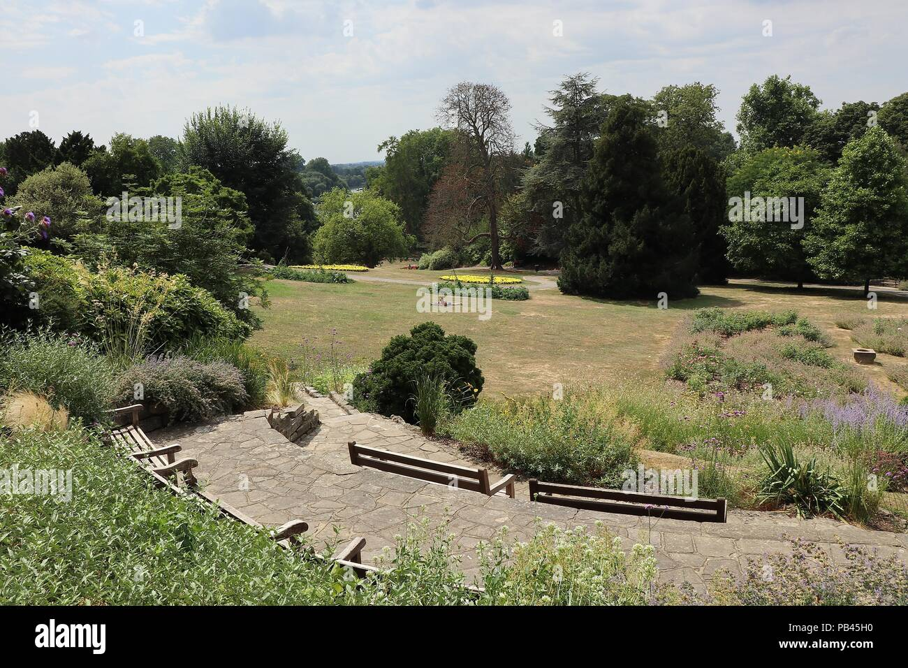 HOTTEST DAY IN UK 26 July 2018 - Stock Image