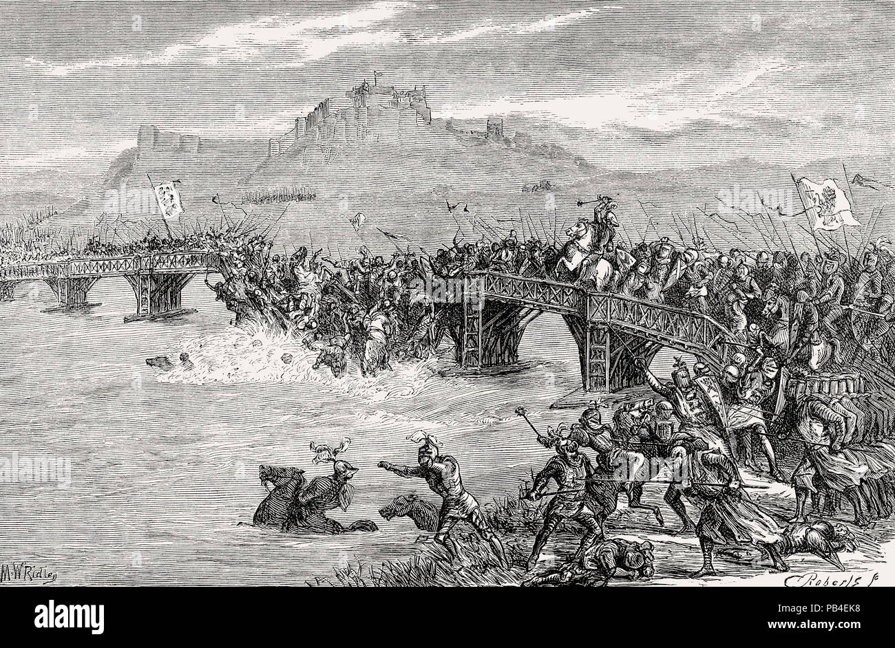 The Battle Of Stirling Bridge Facts For Kids