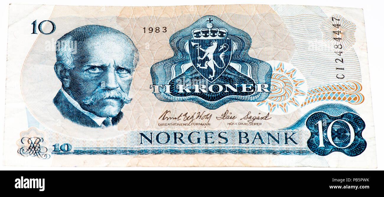 Norwegian Krone Stock Photos Norwegian Krone Stock Images Alamy