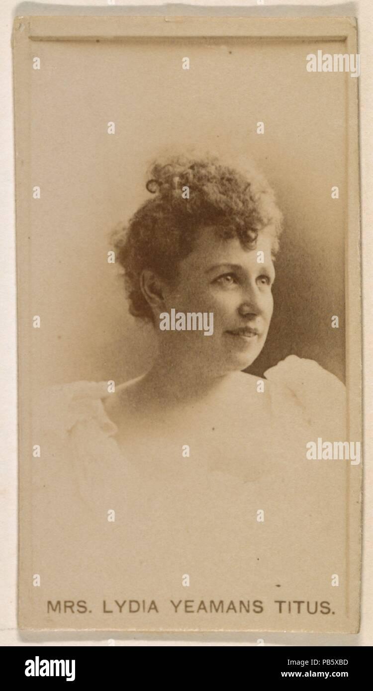 Lydia Yeamans Titus