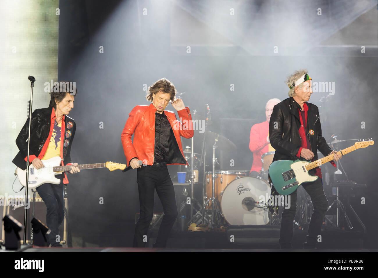 Berlin, Deutschland  22nd June, 2018  19/The Rolling Stones