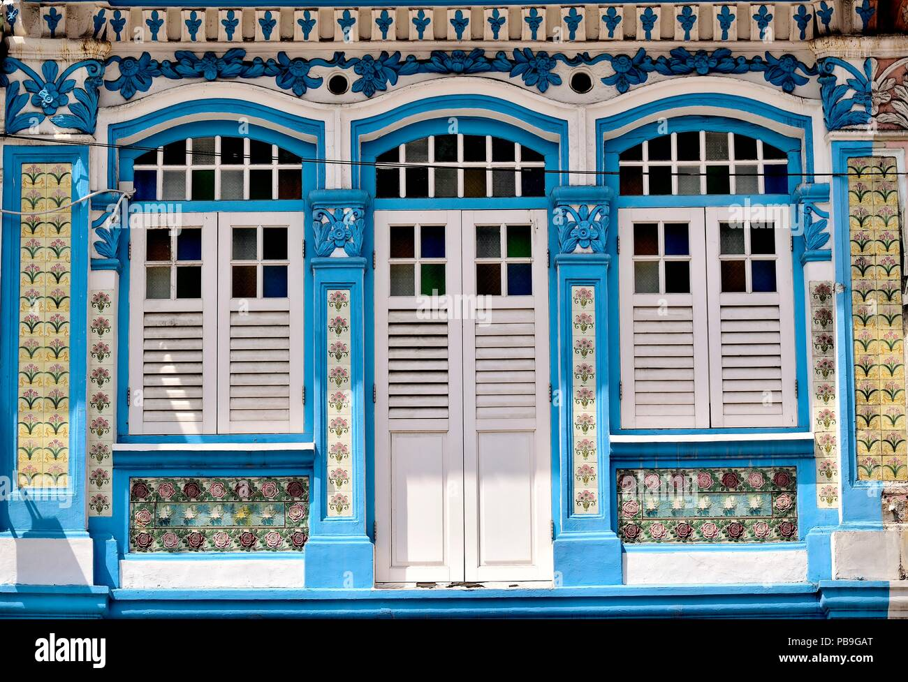 Peranakan House Stock Photos & Peranakan House Stock Images - Alamy