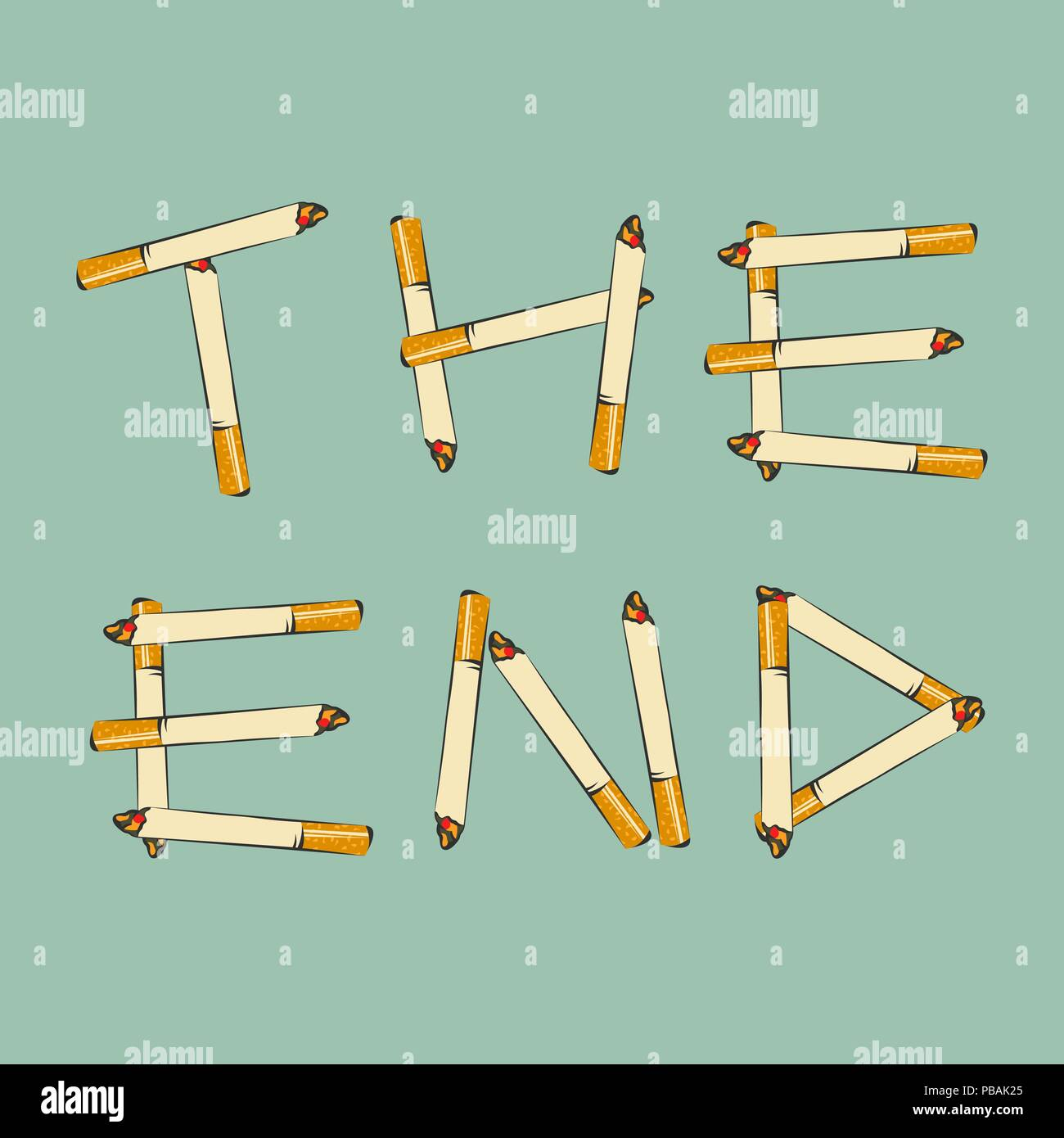 What are cigarettes made of? 68