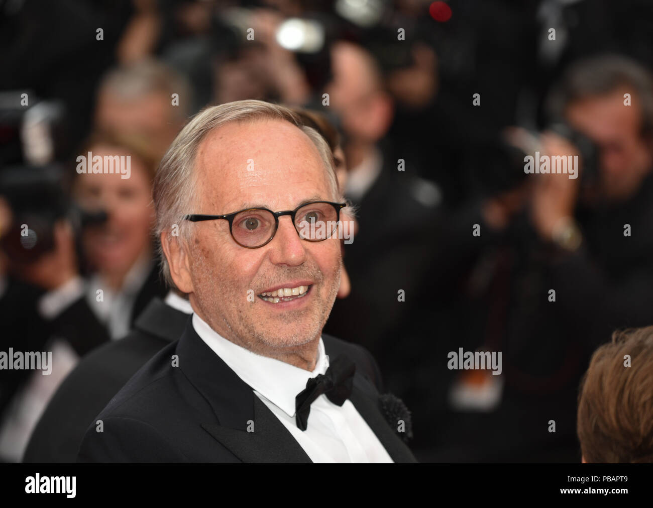 May 13, 2016 - Cannes, France: Fabrice Luchini attends 'Slack Bay' premiere  during the 69th Cannes film festival. Fabrice Luchini lors du 69eme  Festival de ...