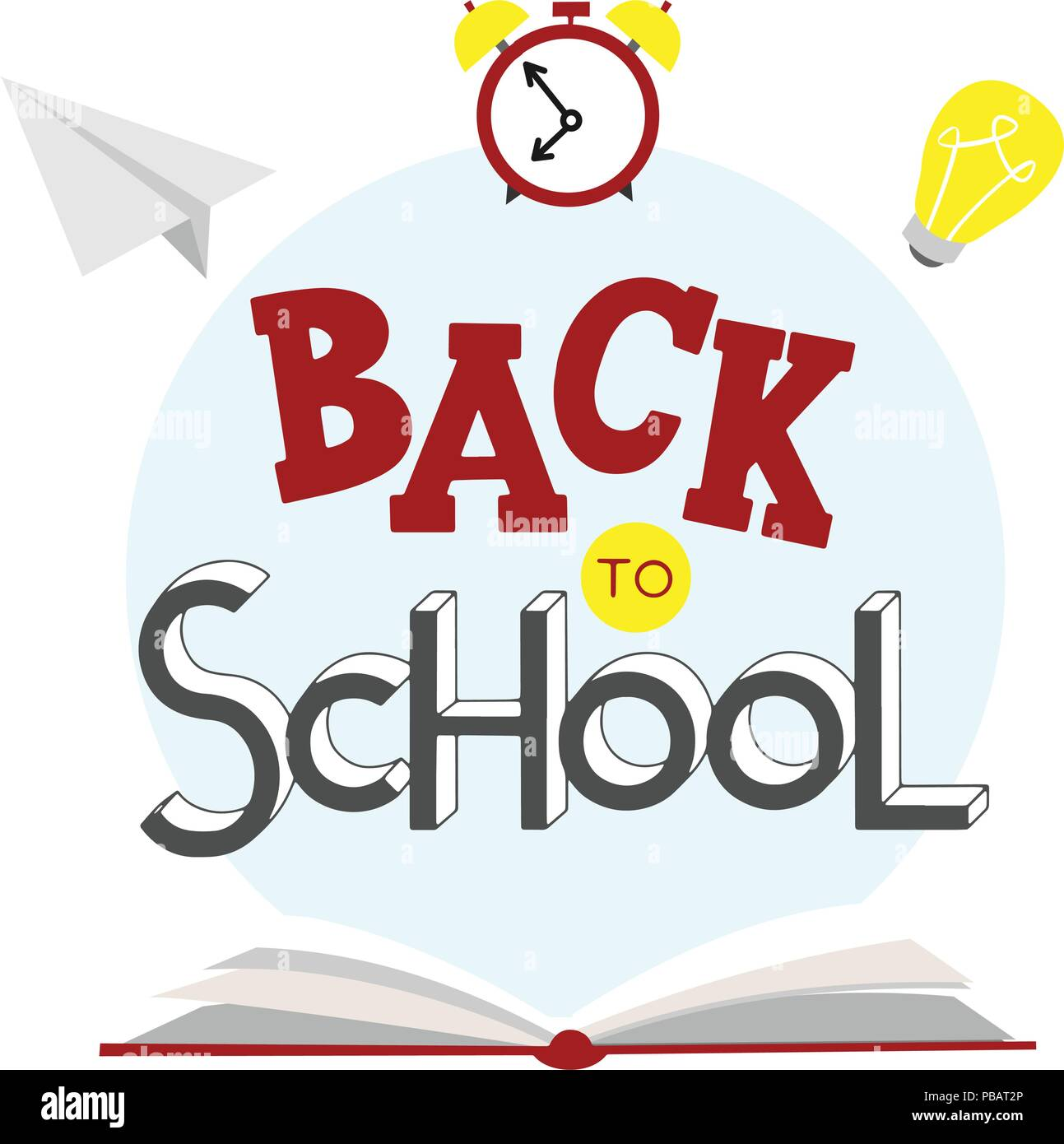Back to school hand drawn lettering elements for greeting card back to school hand drawn lettering elements for greeting card poster banners notebook and sticker design m4hsunfo