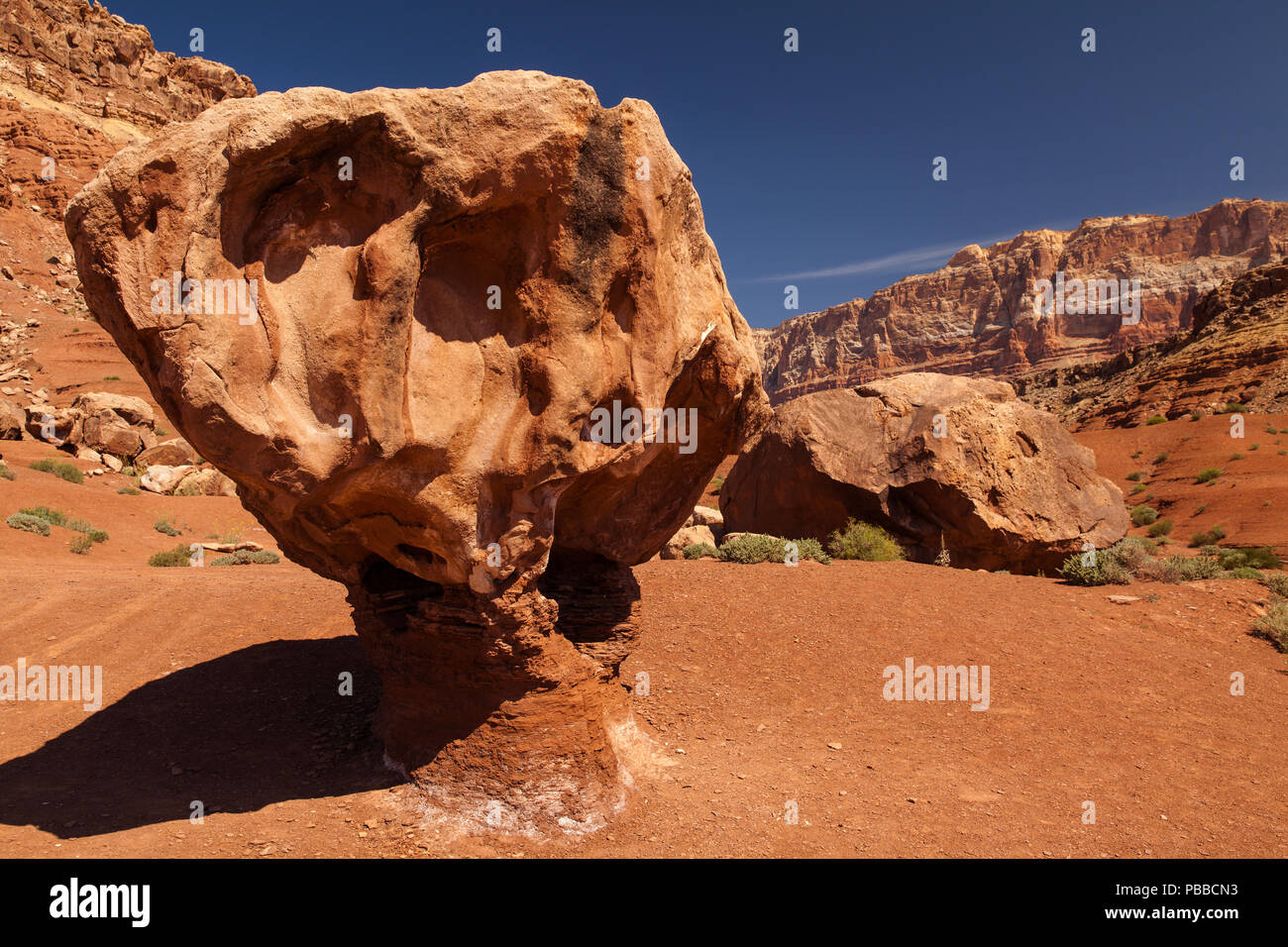 Redrock Country - Stock Image