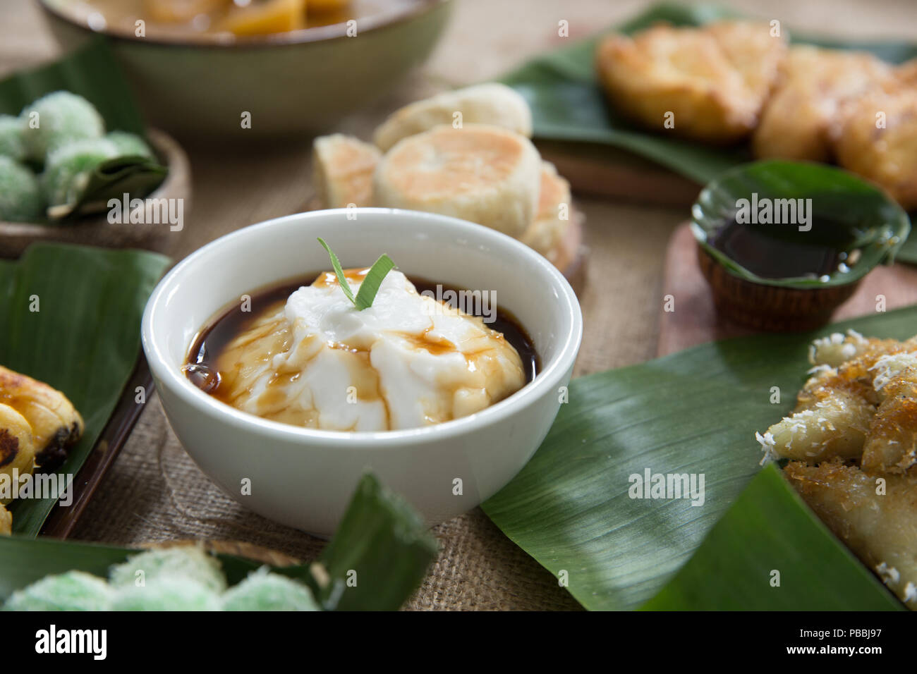 Bubur Sumsum High Resolution Stock Photography And Images Alamy