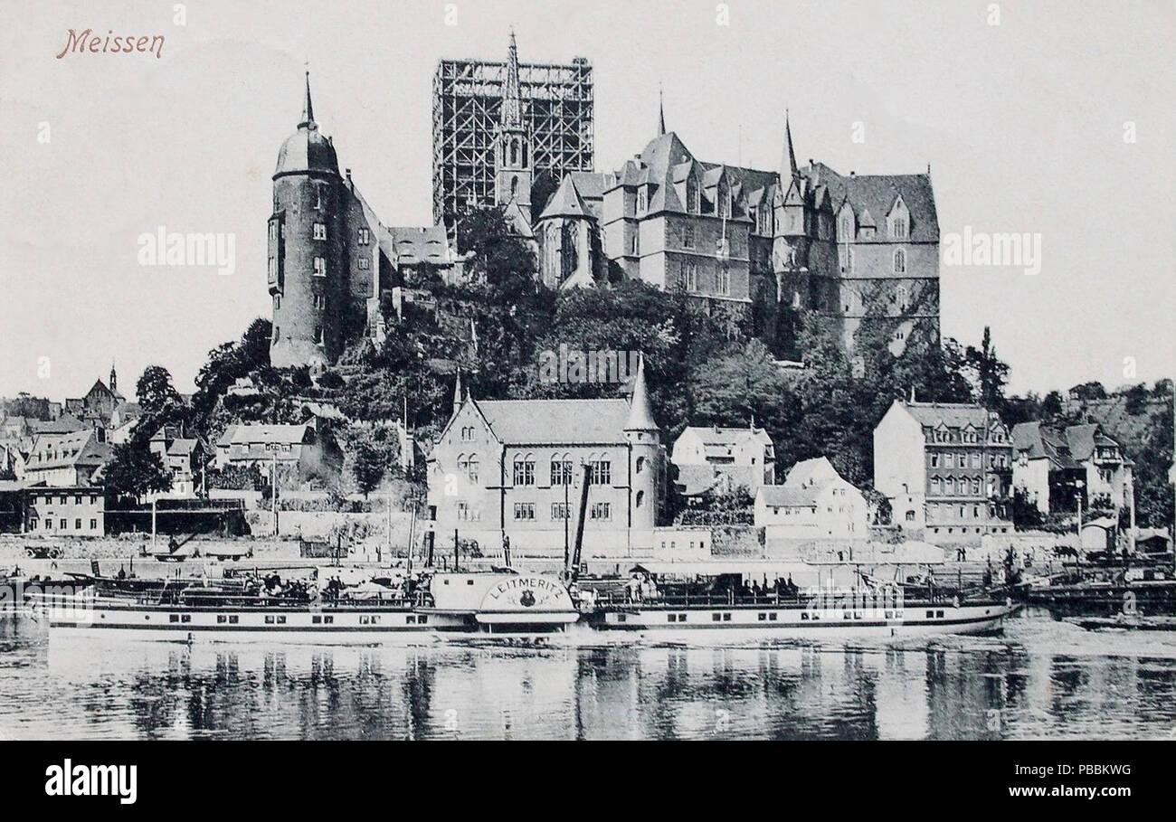 1241 Raddampfer Leitmeritz