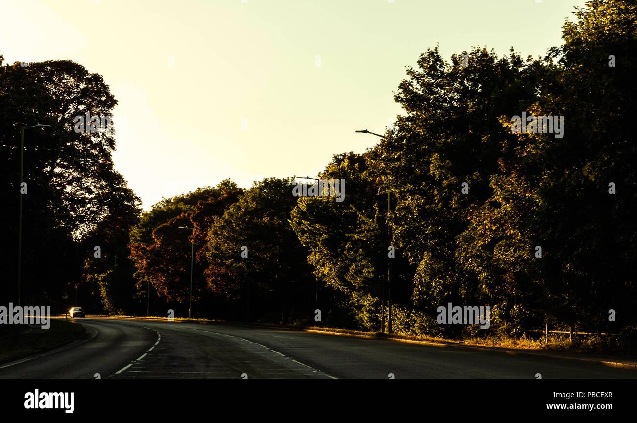 A1, Colne Way, Watford, Hertfordshire, England, UK. - Stock Image