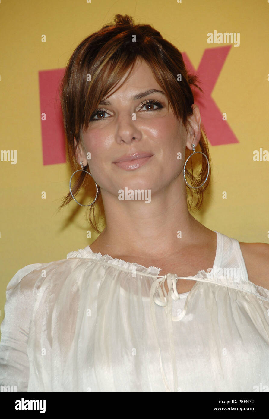 Sandra Bullock at the TEEN CHOICE Awards at the Universal Amphitheatre in  Los Angeles. August