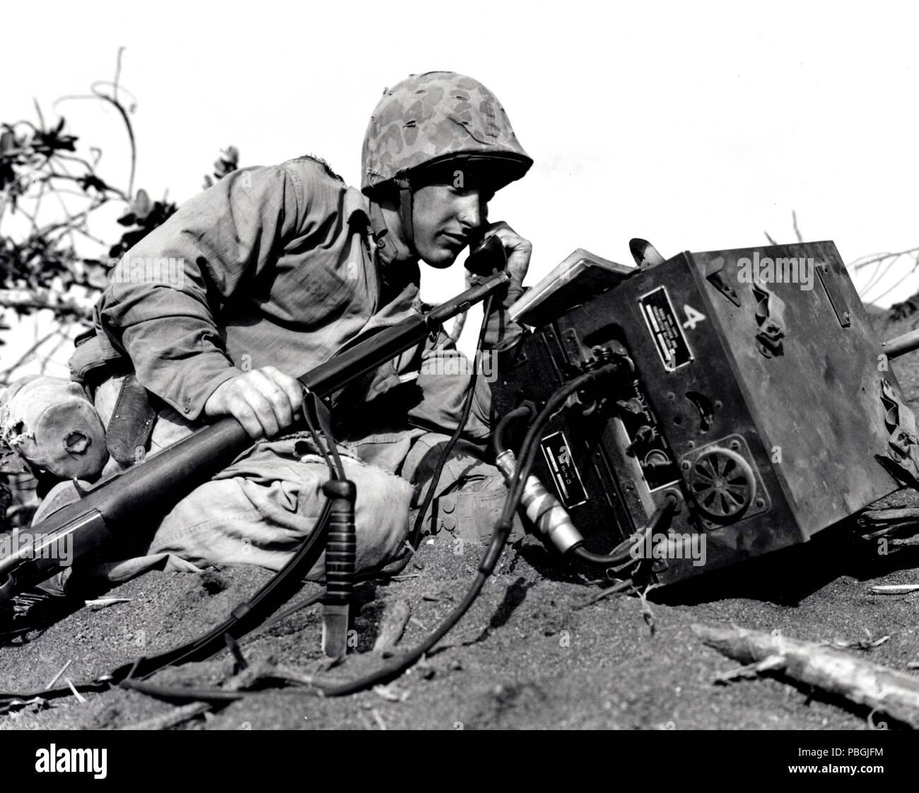 906fb7531 World War Ii Radio Operator Stock Photos & World War Ii Radio ...