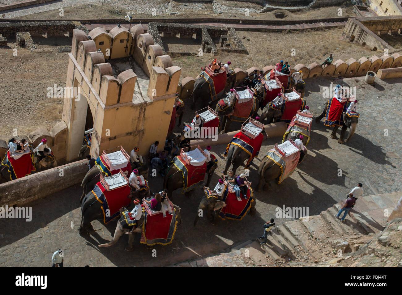 Jaipur, India - Stock Image