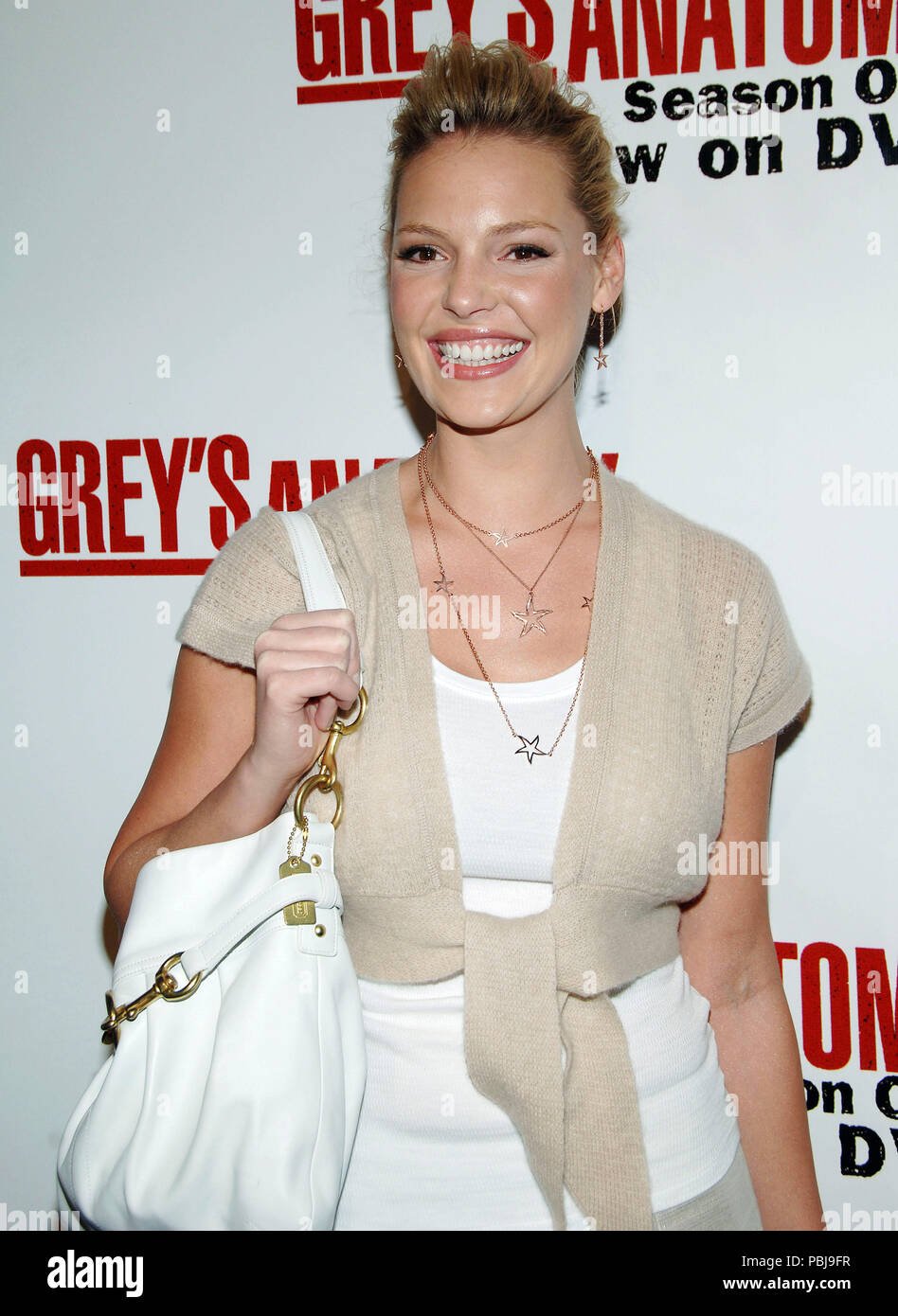 Katherine Heigl Greys Anatomy Stock Photos & Katherine Heigl Greys ...