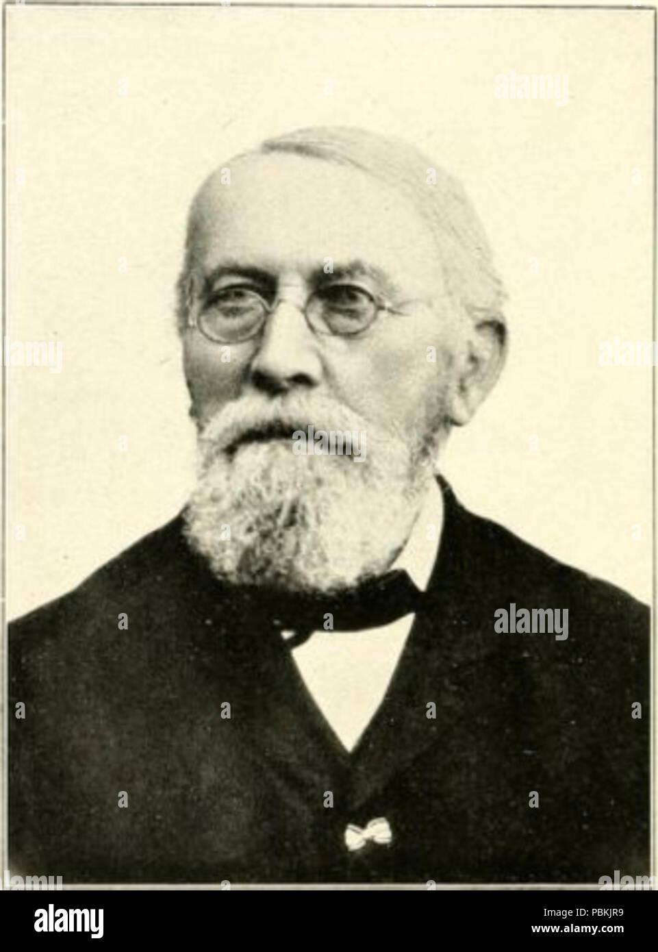 848 Julius Gerhardt - Stock Image