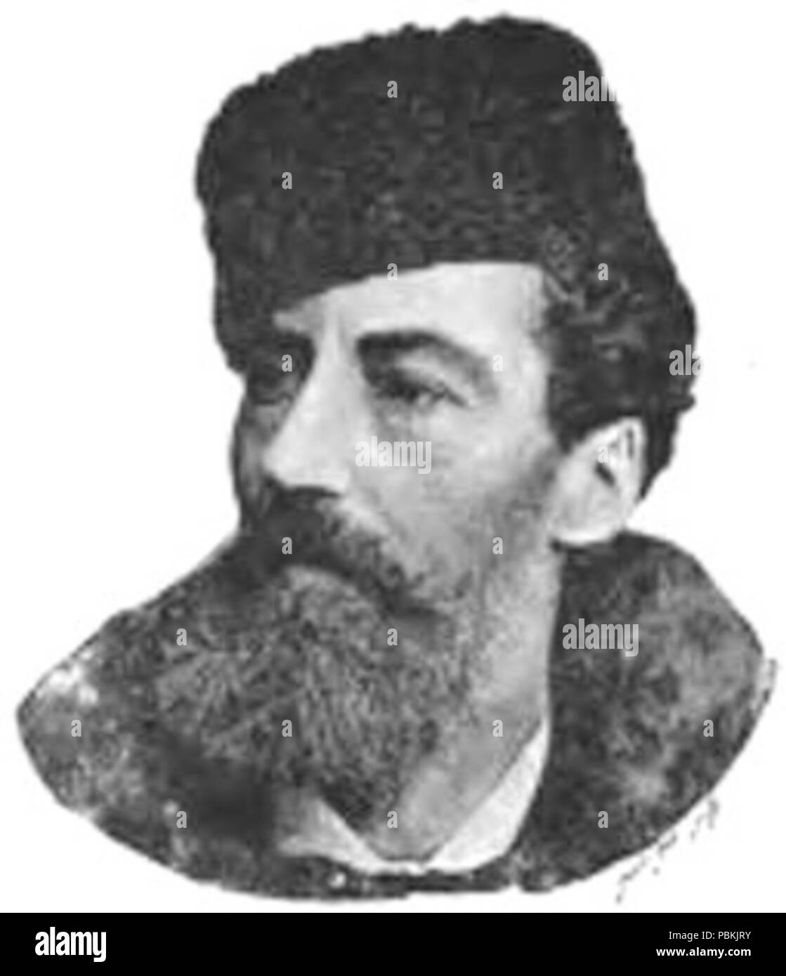 848 Juliusz Mien - Stock Image