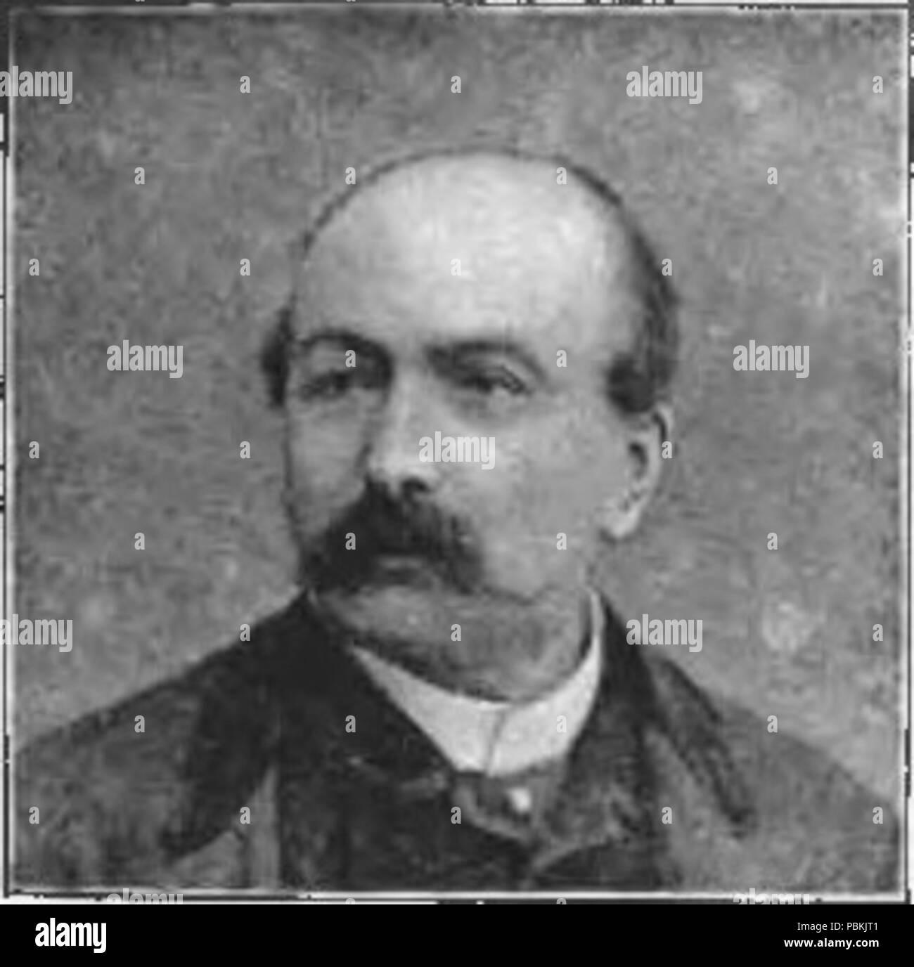 848 Juliusz Wieniawski - Stock Image
