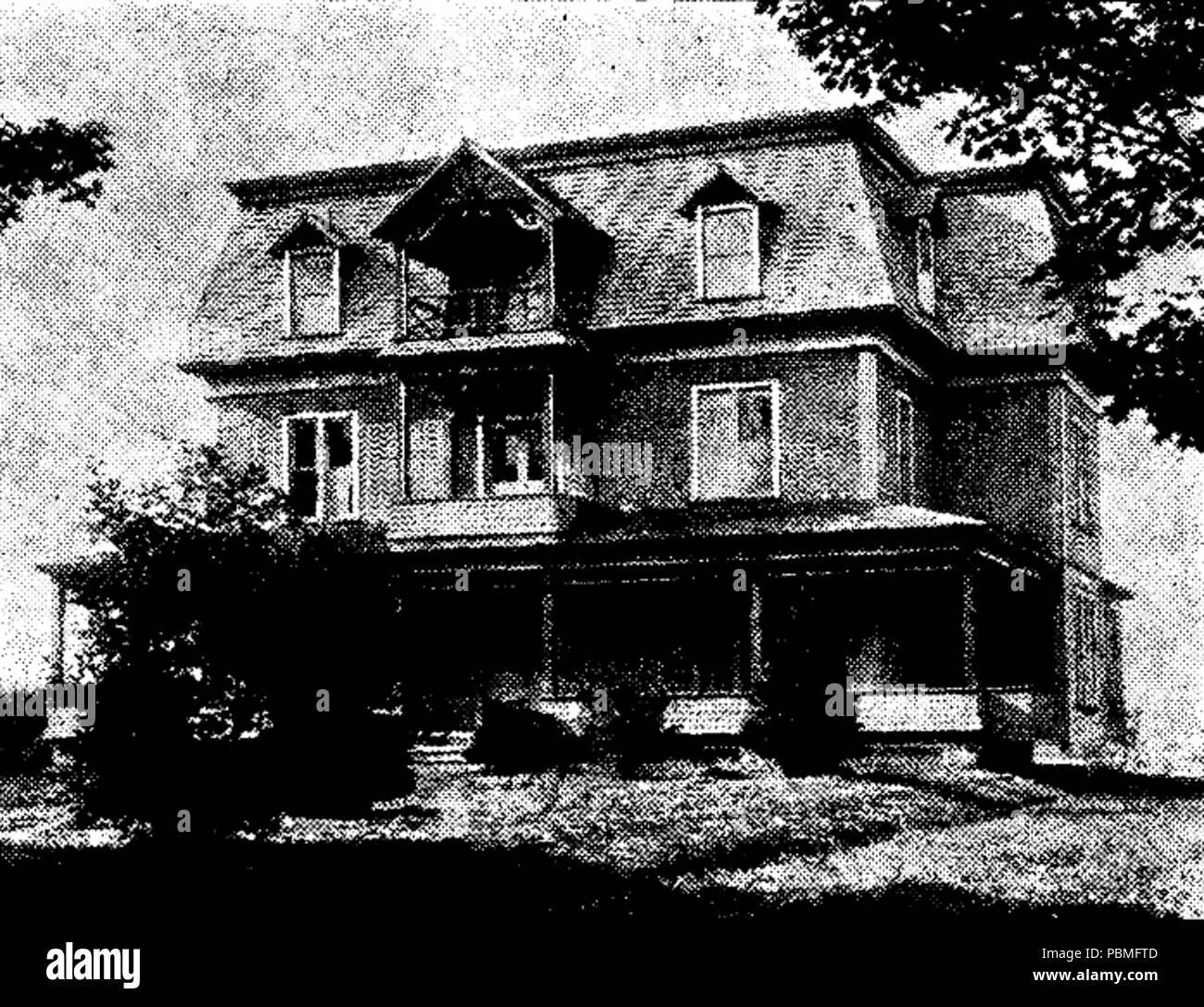 864 Knowlton San, PQ, 1903 - Stock Image