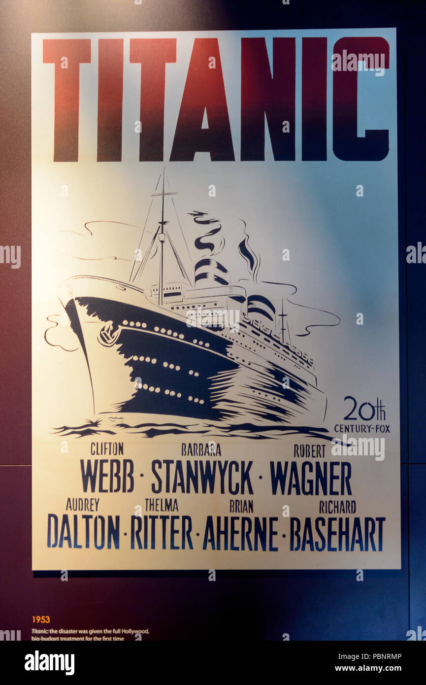 titanic film cover