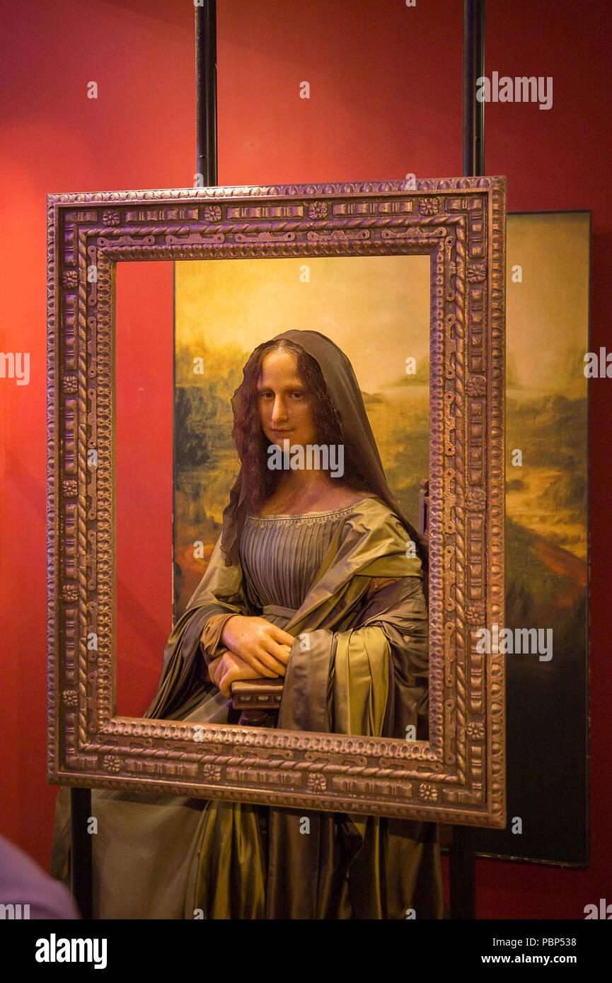 Mona Lisa (b. 1922)