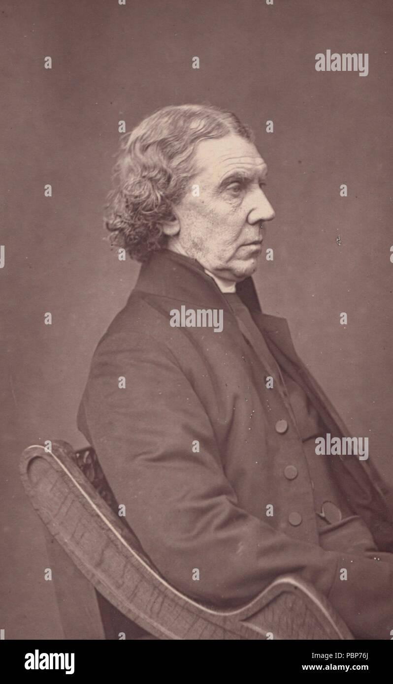 London CDV Carte De Visite Of British Prime Minister Benjamin Disraeli