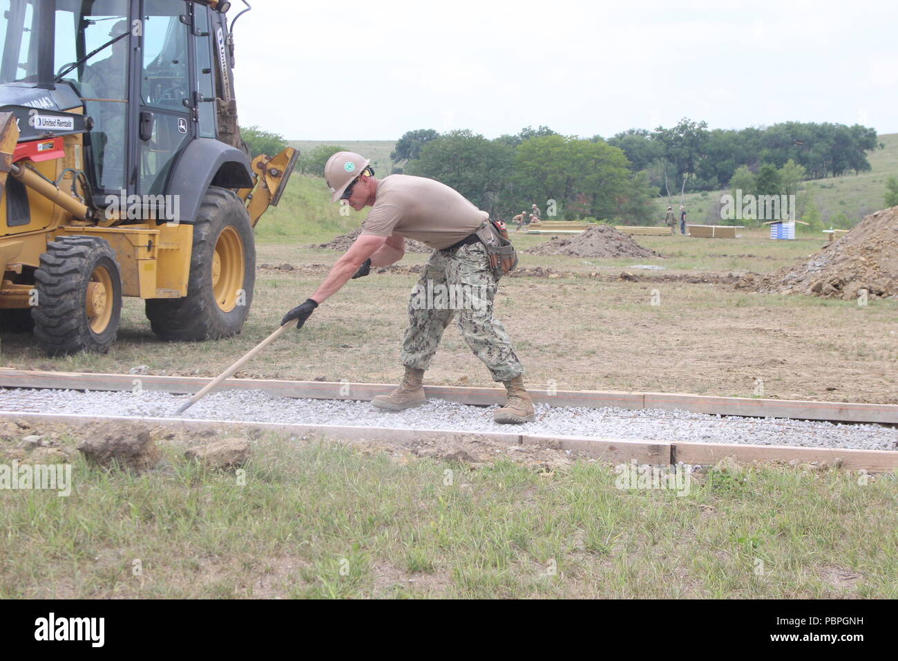 NMCB 27 Seabees of Individual Readiness Training (IRT