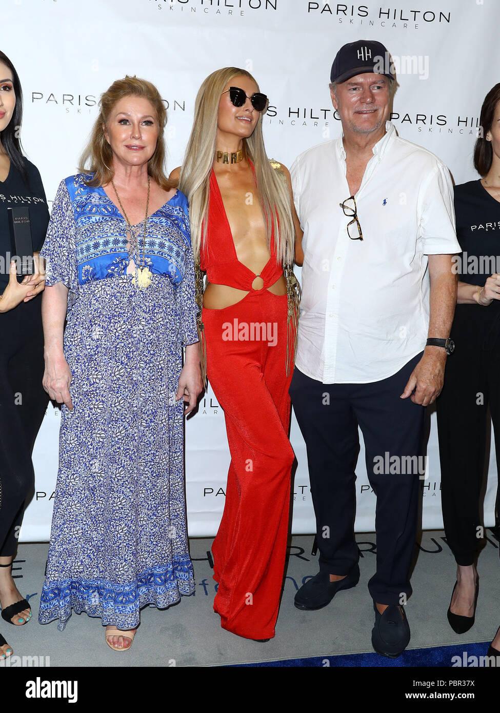 Paris Hilton And Rick Hilton Stock Photos & Paris Hilton And Rick ...