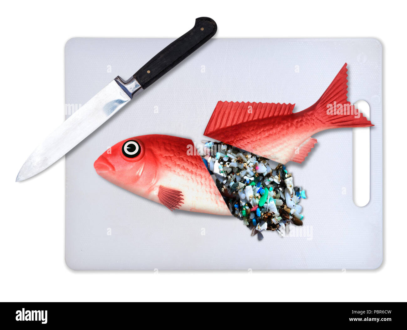 Trash Fish Cut Out Stock Images & Pictures - Alamy