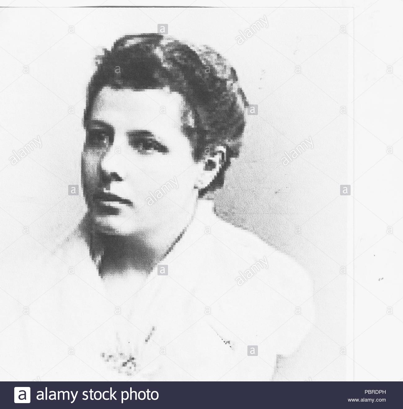 Annie Besant (1 October 1847 – 20 September 1933) was a British socialist, theosophist, women's rights activist, writer and orator and supporter of Irish and Indian self-rule. She became involved in politics in India, joining the Indian National Congress. When World War I broke out in 1914, she helped launch the Home Rule League to campaign for democracy in India and dominion status within the Empire. - Stock Image