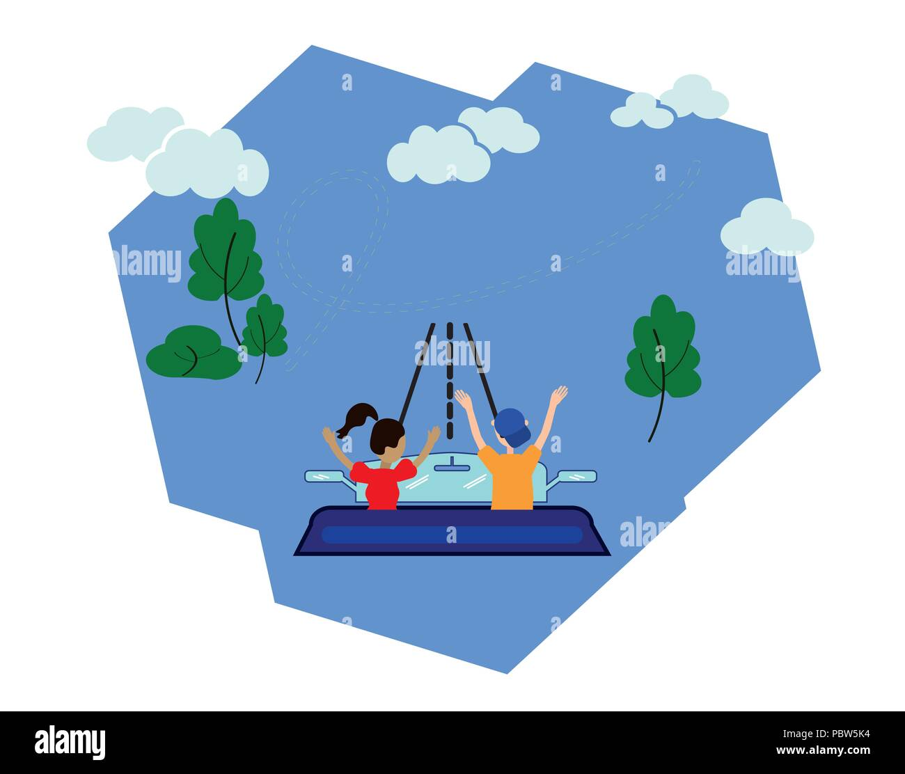 A woman and a man travel by car. Conceptual idea of a flat design of a vector graphic set of illustrations. Navigation, online map on the smartphone, routes, GPS on the city map, mobile application - Stock Vector