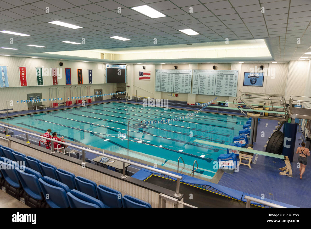 Uris stock photos uris stock images alamy for University of york swimming pool