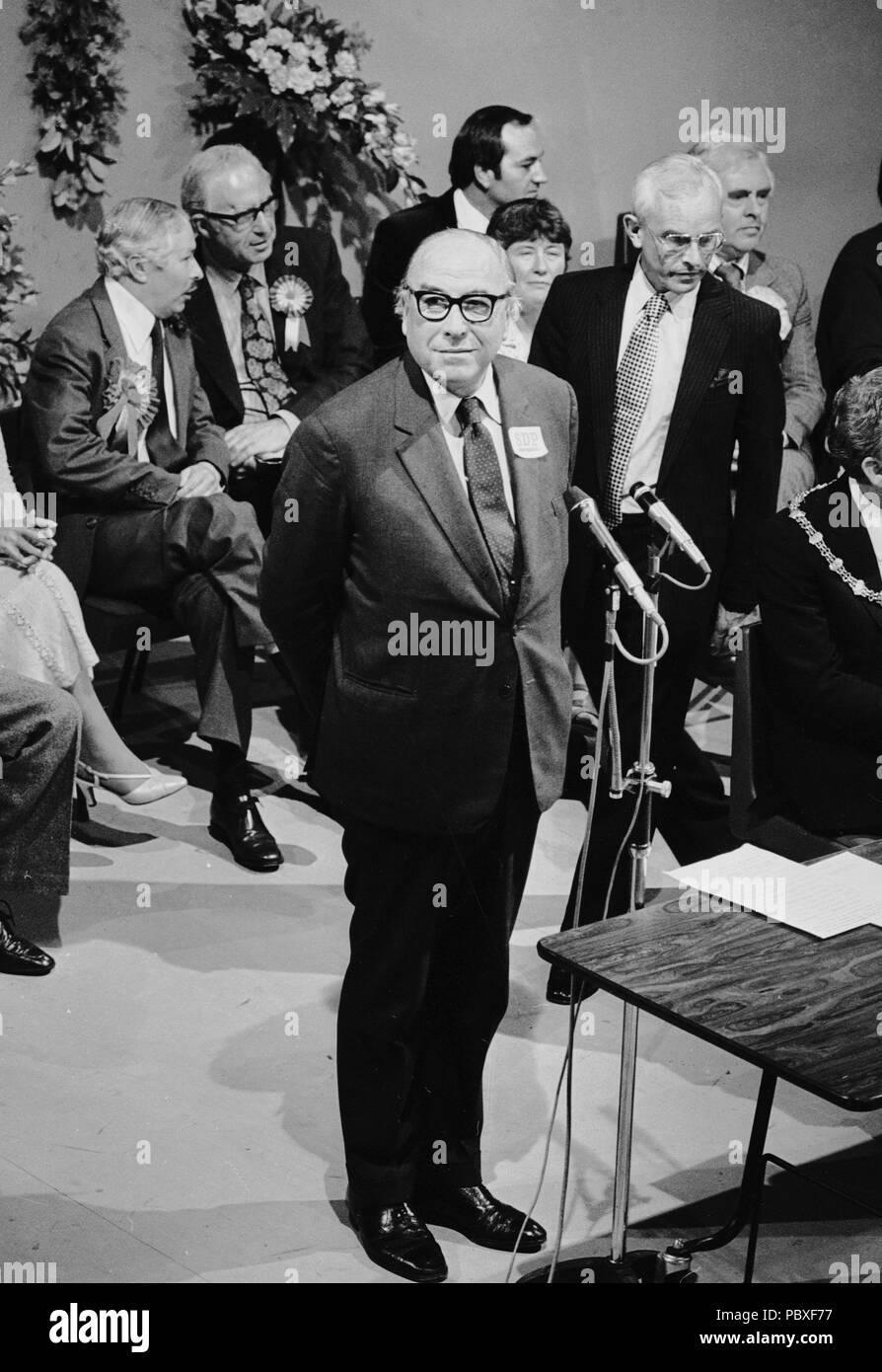 Roy Jenkins, Social Democratic...