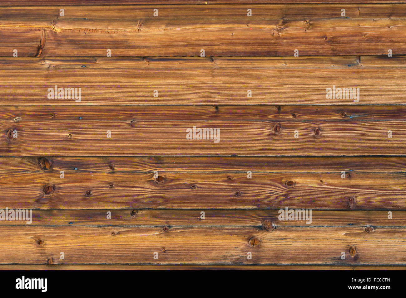 Brown Wooden Cladding ~ House wood cladding stock photos