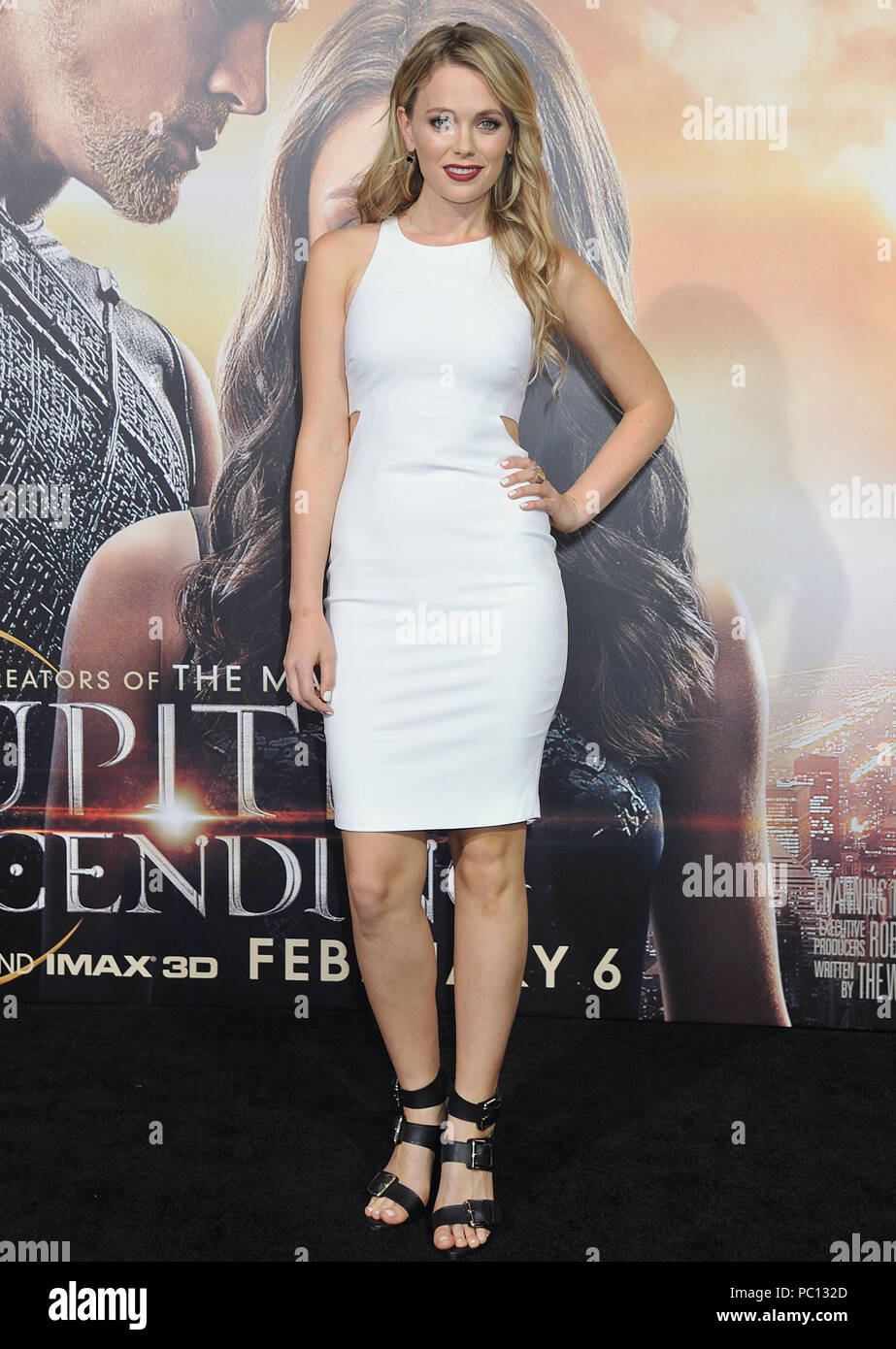 0f5d3baa48e Katia Winter 130 at the Jupiter Ascending Premiere at the TCL Chinese  Theatre in Los Angeles. February 2